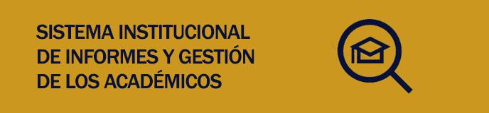 Sistema Institucional de Informas y Gestión de los Académicos UADY Facultad de Odontología