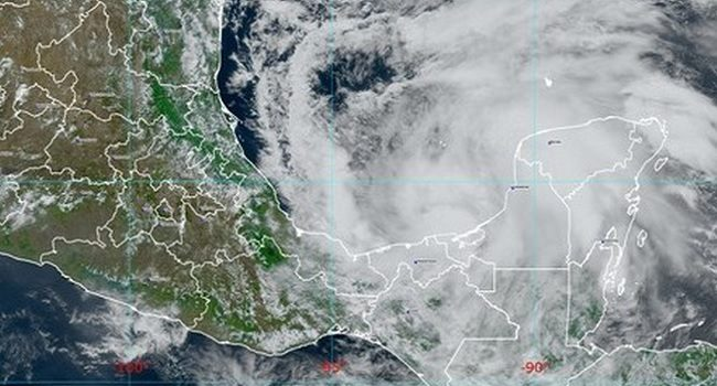 Tormenta Tropical Cristobal