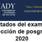 posgrados 2020